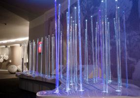 Schall fühlen - Modelle Audioversum Innsbruck